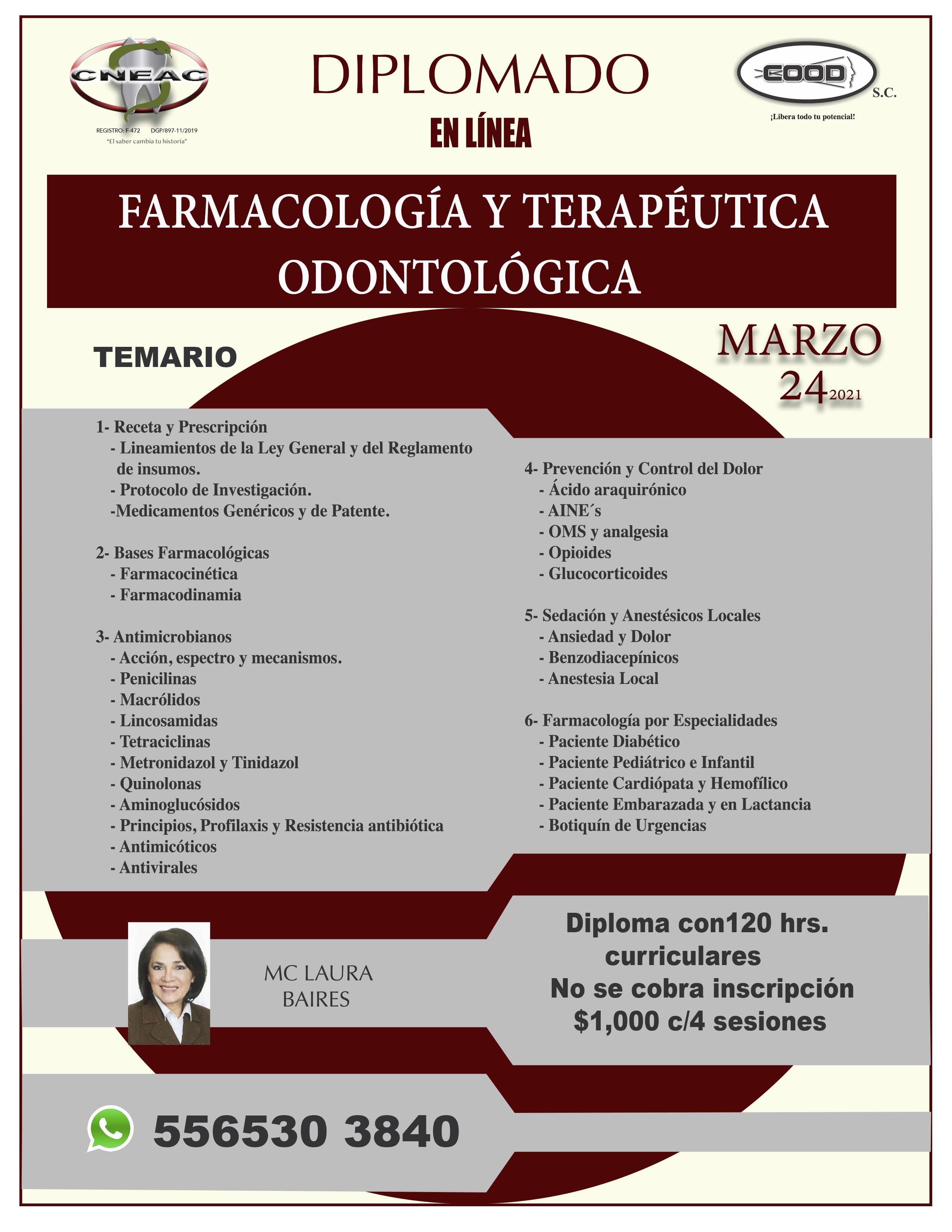 FARMA 24 MARZO 21